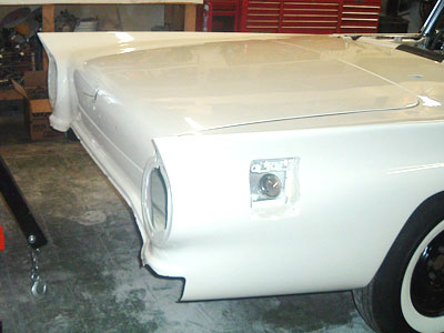 R and E Auto Body Project